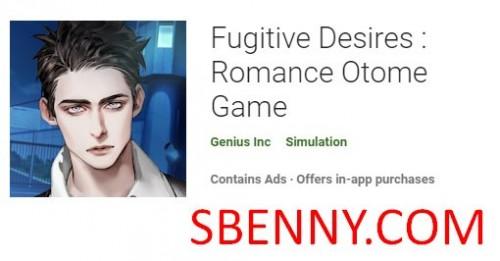 Fugitive Desires: Romance Otome Game + MOD