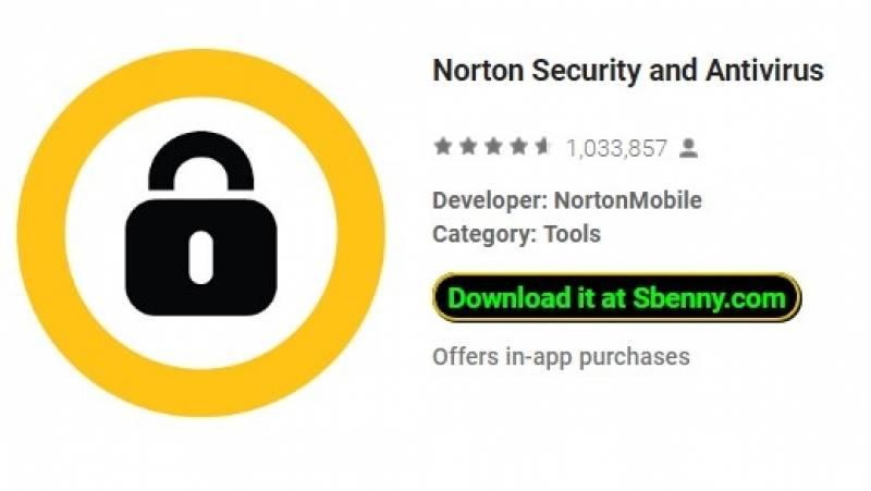 Norton Security e Antivirus + MOD