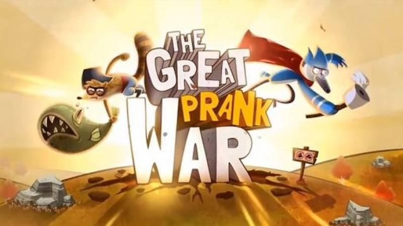Великая война розыгрыши