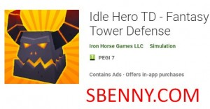 Idle Hero TD - Fantasy Tower Defense + MOD