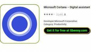 Microsoft Cortana - Digital Assistent