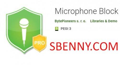 Microphone Block - Anti spyware