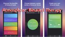 Atmosfera: terapia binaurale + MOD