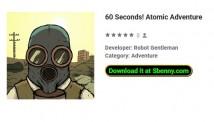 60 Segundos! Aventura Atômica + MOD