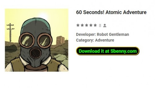 60 Segundos! Aventura atómica + MOD