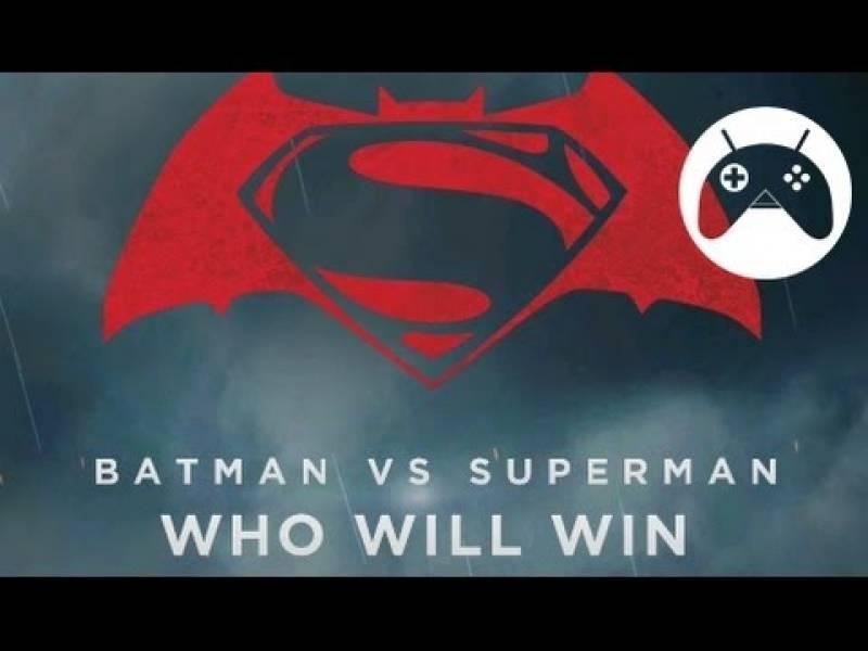Бэтмен против Супермена Кто победит + MOD