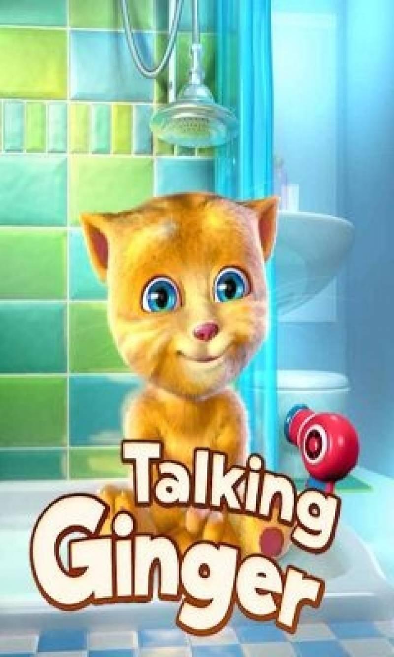 Как установить Мой говорящий кот Том на ПК