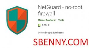 NetGuard - firewall no-root + MOD