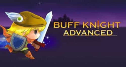 Buff Knight Advanced! - Retro RPG Runner + MOD