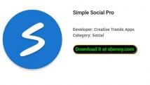 Einfaches soziales Pro
