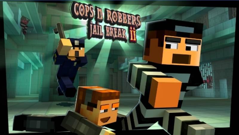 Cops N Robbers 2 + MOD