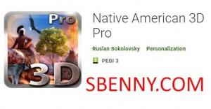 Индеец 3D Pro