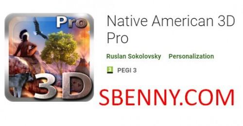 3D Pro Nattiv Amerikan