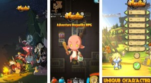 I Monster: Roguelike RPG Legends, Dark Dungeon