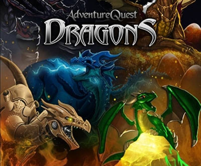 AdventureQuest dragones + MOD