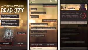 DEAD CITY Text Adventure & amp; Cyoa + MOD