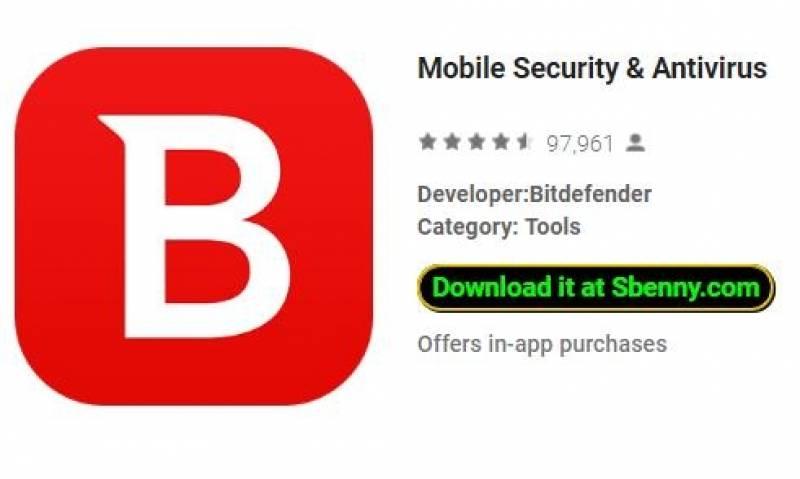Sicurezza mobile & Antivirus + MOD