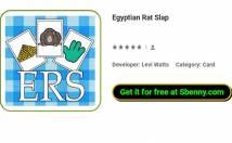 Ägyptische Ratte Slap