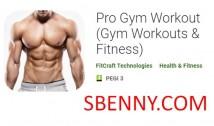Pro Gym Workout (séances d'entraînement et de fitness) + MOD