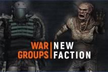 Grupos de guerra + MOD
