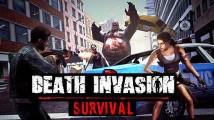 Invasión de muerte: supervivencia + MOD