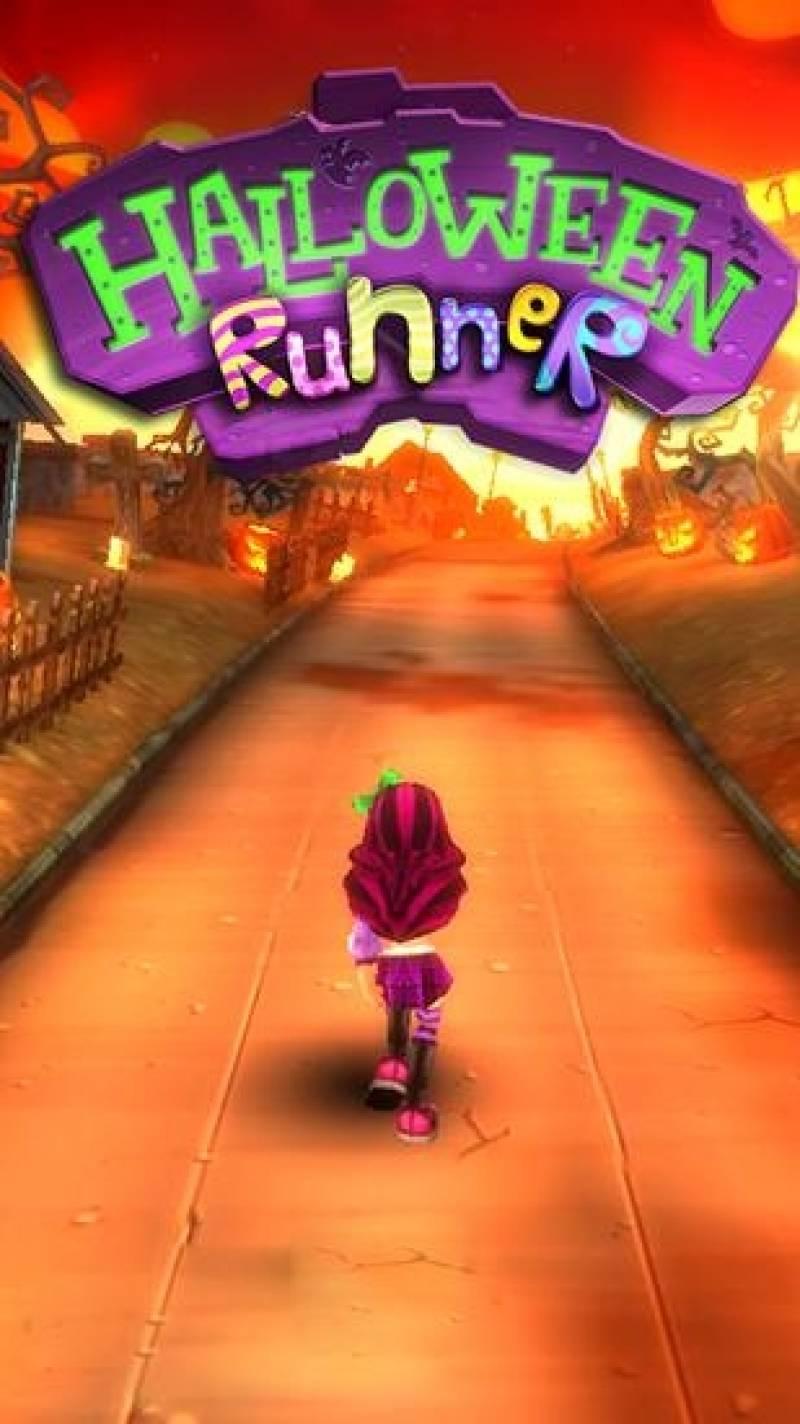De Halloween Runner