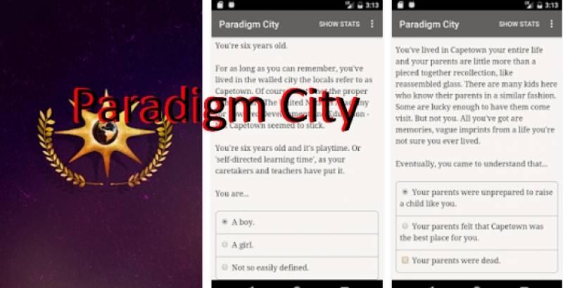 Paradigma Stadt + MOD