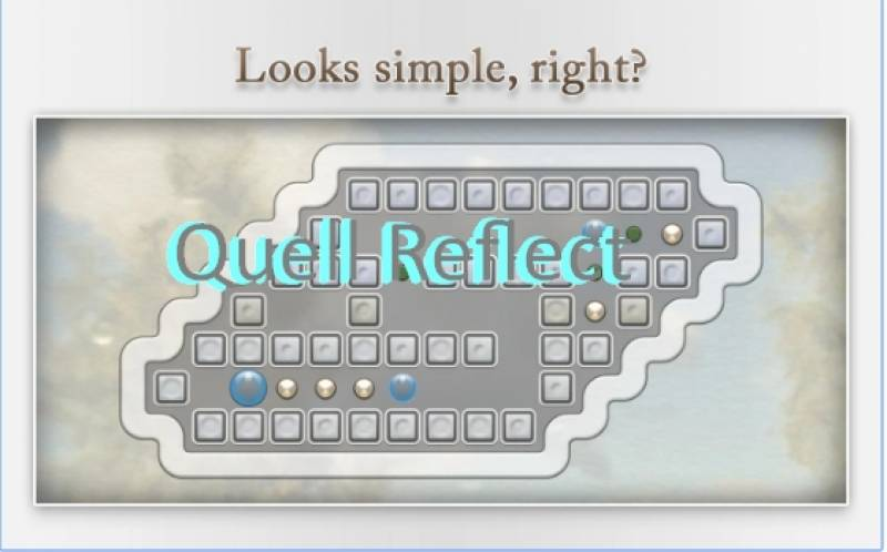 Quell Reflect + + MOD