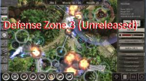 Defense Zone 3 + MOD