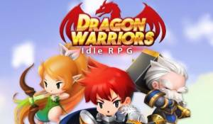 Dragon Warriors: Idle RPG + MOD