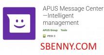 APUS Message Center - Gestion intelligente + MOD