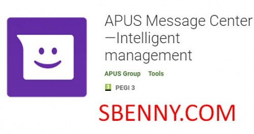 APUS Message Center - Intelligent management + MOD
