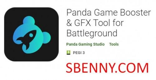Panda Game Booster & amp; GFX Tool для Battleground + MOD