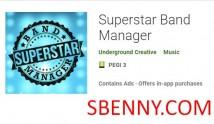 Superstar Band Manager + MOD