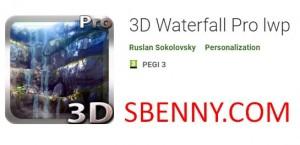 3D Водопад Pro lwp