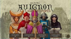 Avignon: Kunflitt tal-Popli + MOD