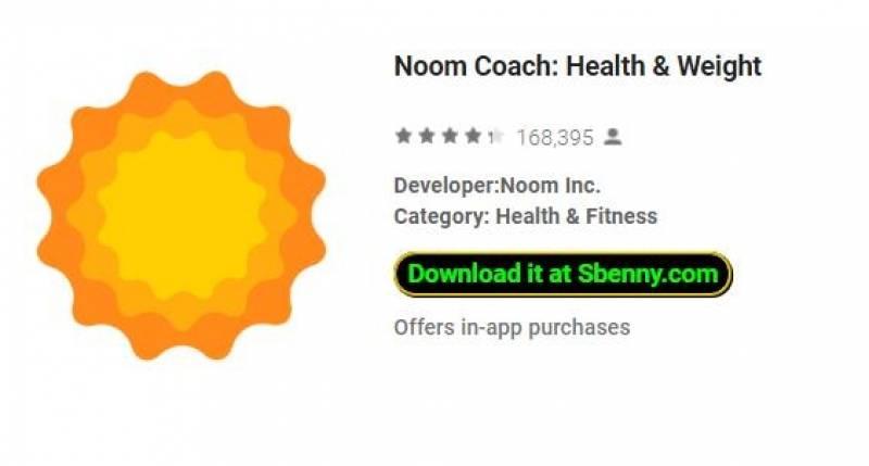 Noom Coach: Health & amp; Вес + MOD