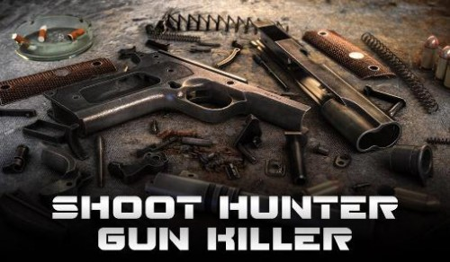 Tireur Hunter-Gun Killer + MOD