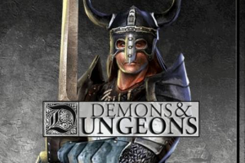Demons & Dungeons (Action RPG) + MOD