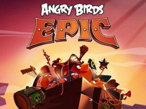 Angry Birds Epic + MOD